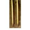 Cọc tiếp địa bằng đồng vàng hoặc đồng đỏ đặc chủng